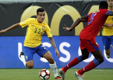 Brasil se da un paseo