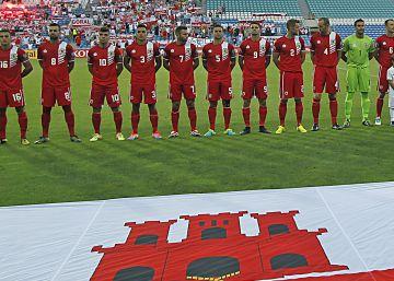 La FIFA encuadra a Gibraltar en el Grupo H de clasificación del Mundial