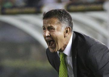"""Osorio: """"Sacar a Ochoa fue un acierto"""""""