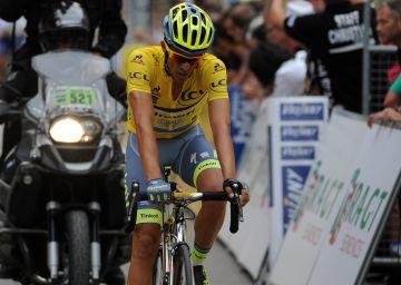 Froome le devuelve el golpe a Contador