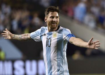 Messi enciende América