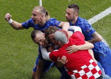 Croacia muestra sus credenciales
