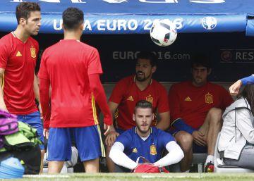 Juega España, no Iker o De Gea