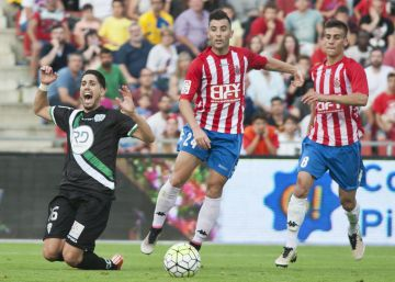 El Girona compite contra la historia