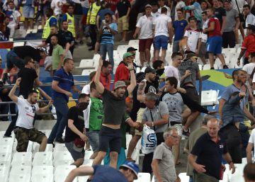 Pena de cárcel para un francés involucrado en la pelea de Marsella