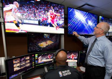 La NBA decide en 40 segundos