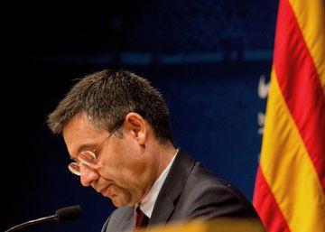 Laporta se persona contra el pacto entre el Barça y la Fiscalía