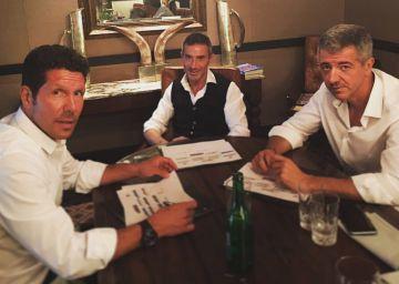 Simeone 'confirma' su continuidad en el Atlético de Madrid