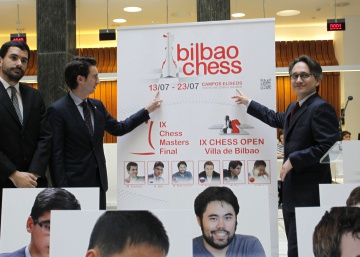 Bilbao, aperitivo del Mundial