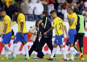 Brasil se olvidó del juego