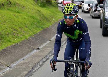 Nairo e Izagirre, la locura de dos ciclistas anima un día en las carreras