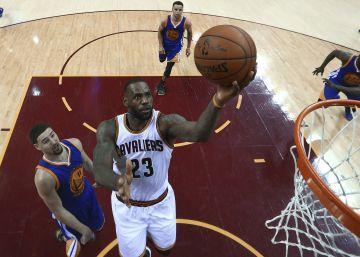 Los Cavaliers consiguen llevar la final de la NBA a un séptimo partido