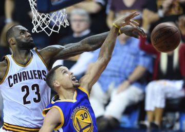 LeBron desquicia a Curry y fuerza el duelo definitivo