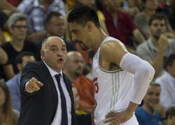"""Pablo Laso: """"Espero al mejor Barça este lunes"""""""