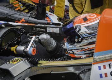 El último héroe de las 24 horas de Le Mans