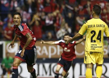 Osasuna y Girona se juegan el ascenso a Primera