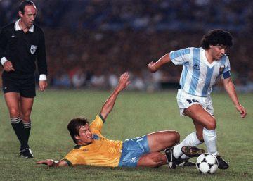 Maradona y América, historia de desencuentros