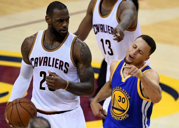 LeBron y Curry, dos estrellas y una encrucijada dramática