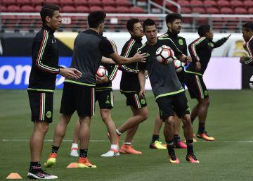 Chile destroza 7-0 a México en una paliza histórica en cuartos de la Copa América