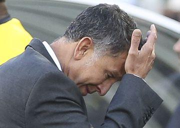 """El técnico de México: """"Me equivoqué en todo. Estoy muy avergonzado"""""""