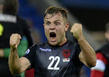 Albania despacha a Rumania y es tercera