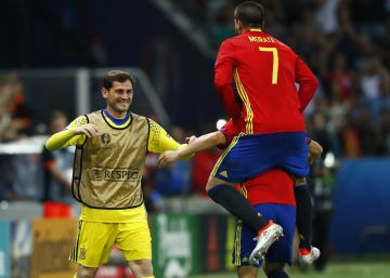 La 'antidiva' España