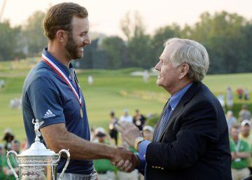 Dustin Johnson, el elegido del pueblo, gana el Open de Estados Unidos