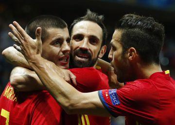 Horario del Croacia - España: Cómo y dónde ver el partido