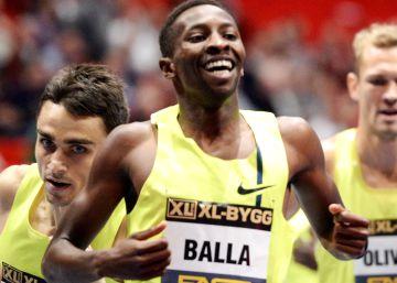 La juez no permite que Balla viaje a Río, a pesar de que la IAAF le autoriza