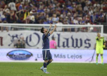 Leo busca a Messi en la eternidad