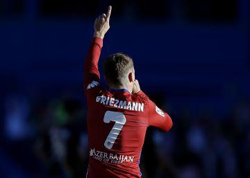 El Atlético blinda a Griezmann