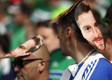 O jogador que faz sucesso na Eurocopa sem ter jogado um minuto