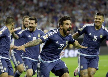 O caminho de Argentina e Chile até a final da Copa América