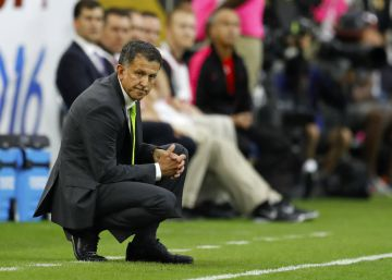 México mantiene la confianza en Osorio