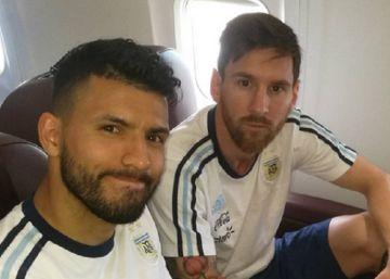 """Messi: """"Qué desastre son los de AFA por dios!!!"""""""