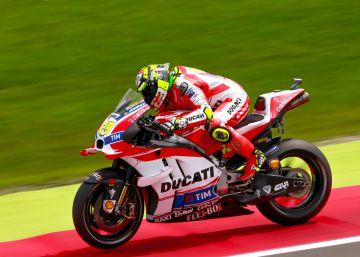 El Mundial prohíbe las alas aerodinámicas que recuperó Ducati