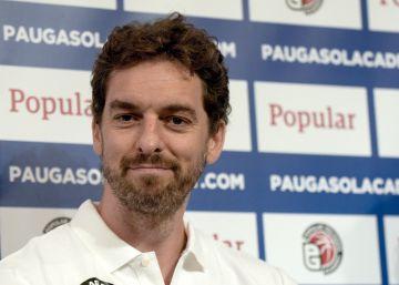 Pau Gasol competirá en los Juegos de Río a pesar del Zika
