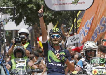 José Joaquín Rojas, de nuevo campeón de España de ciclismo