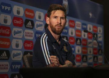Ni AFA ni Maradona, Messi