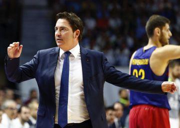El Barcelona destituye a Xavi Pascual