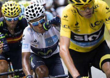 Valverde y Landa, figuras españolas, serán gregarios en el Tour