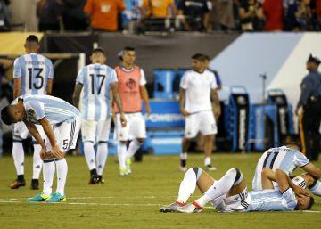 Argentina no merece el éxito