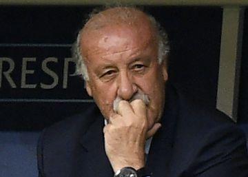 Vota: ¿Debe seguir Vicente del Bosque al frente de la selección?