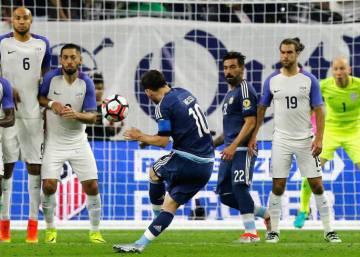 Los argentinos piden en las redes que Lionel Messi se quede: #NoTeVayasLio