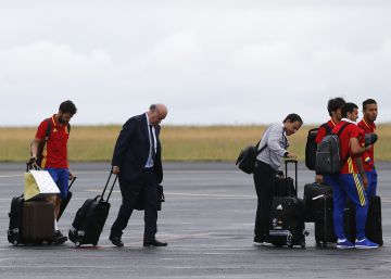La Roja en la Eurocopa: de Torbe al miedo a la pelota