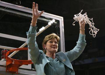 Muere Pat Summitt, la ganadora del baloncesto estadounidense