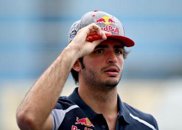 Toro Rosso ata a Sainz