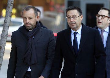 El Barça defiende el pacto sobre el caso Neymar