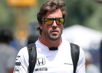 "Alonso: ""¿Presionar a Honda? Solo me falta liarme a puñetazos"""