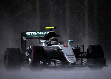 Rosberg sigue en plena forma